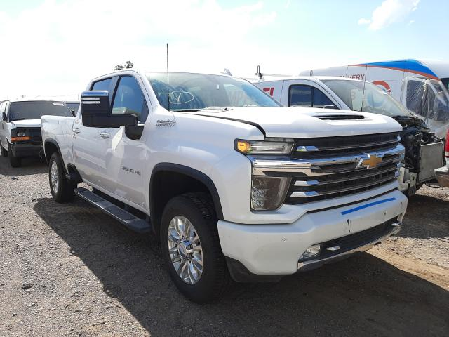 Salvage cars for sale from Copart Phoenix, AZ: 2020 Chevrolet Silverado