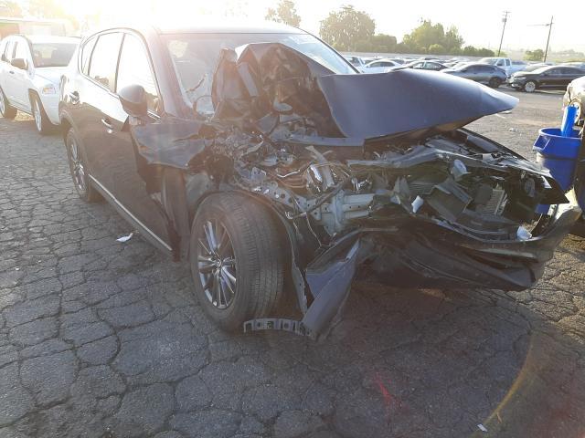 Vehiculos salvage en venta de Copart Colton, CA: 2021 Mazda CX-5 Touring