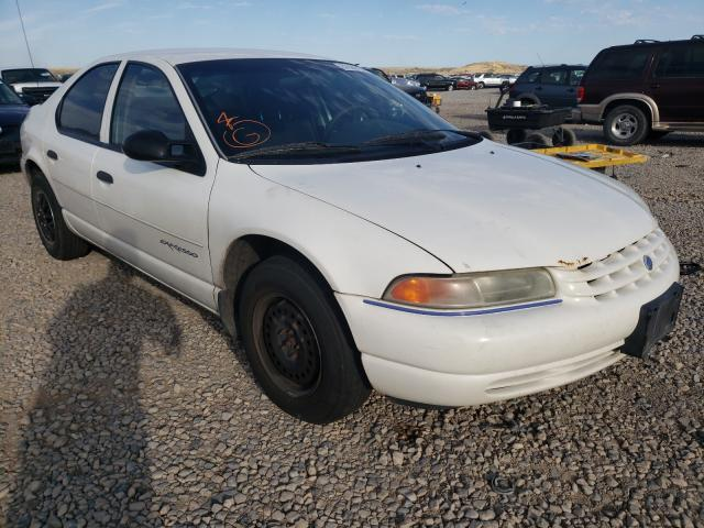 Plymouth salvage cars for sale: 1998 Plymouth Breeze Base