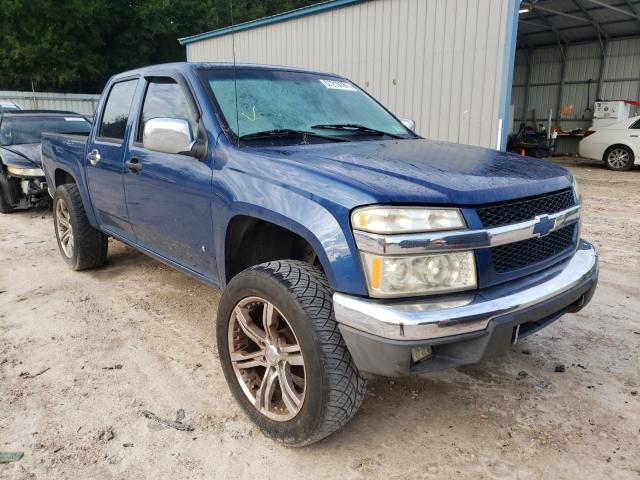 Salvage cars for sale from Copart Midway, FL: 2006 Chevrolet Colorado