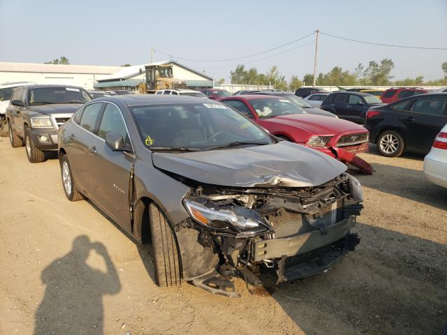 Vehiculos salvage en venta de Copart Pekin, IL: 2020 Chevrolet Malibu LT