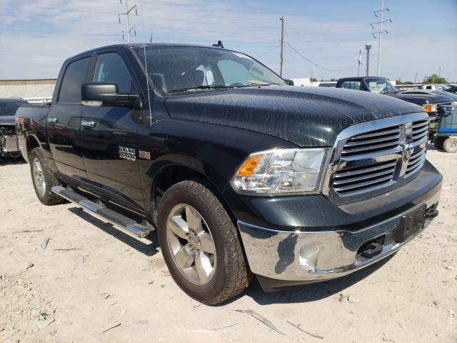 Salvage cars for sale from Copart Columbus, OH: 2015 Dodge RAM 1500 SLT