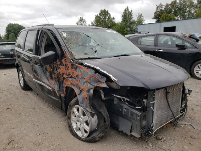 Salvage cars for sale from Copart Portland, OR: 2012 Chrysler Town & Country
