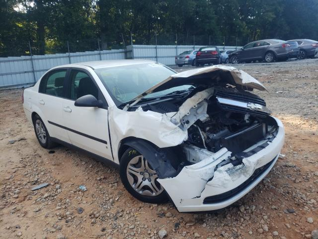 Salvage cars for sale from Copart Austell, GA: 2005 Chevrolet Malibu