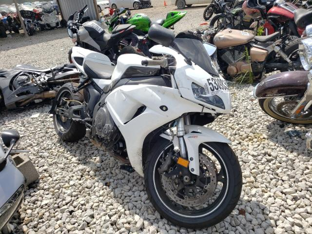 Salvage cars for sale from Copart Memphis, TN: 2007 Honda CBR1000 RR