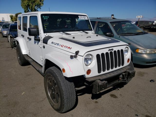Vehiculos salvage en venta de Copart Martinez, CA: 2012 Jeep Wrangler U