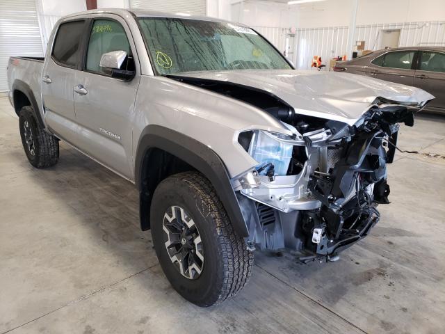 Vehiculos salvage en venta de Copart Avon, MN: 2021 Toyota Tacoma DOU