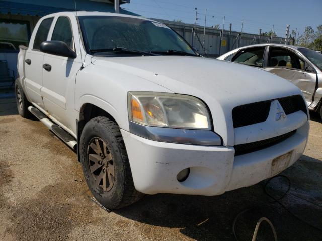Mitsubishi salvage cars for sale: 2007 Mitsubishi Raider LS