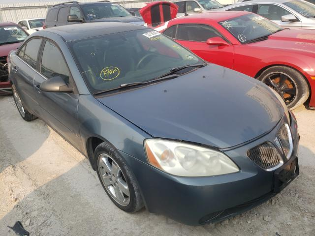 Salvage cars for sale from Copart Haslet, TX: 2006 Pontiac G6 GT