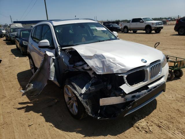 2015 BMW X3 XDRIVE2 5UXWX9C56F0D46551