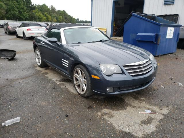 Chrysler Vehiculos salvage en venta: 2007 Chrysler Crossfire