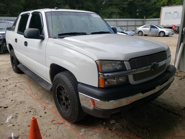 Salvage cars for sale from Copart Midway, FL: 2004 Chevrolet Avalanche