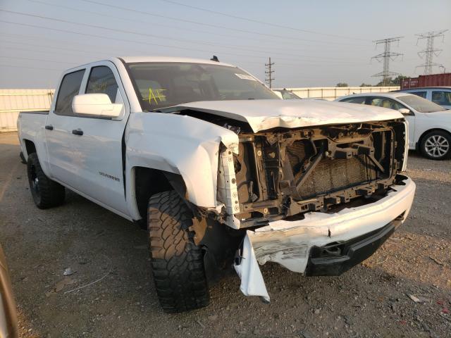 Vehiculos salvage en venta de Copart Elgin, IL: 2014 Chevrolet Silverado