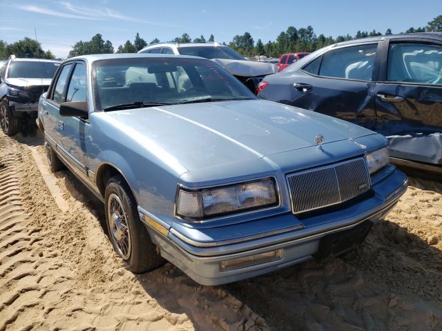 Buick Skylark salvage cars for sale: 1991 Buick Skylark