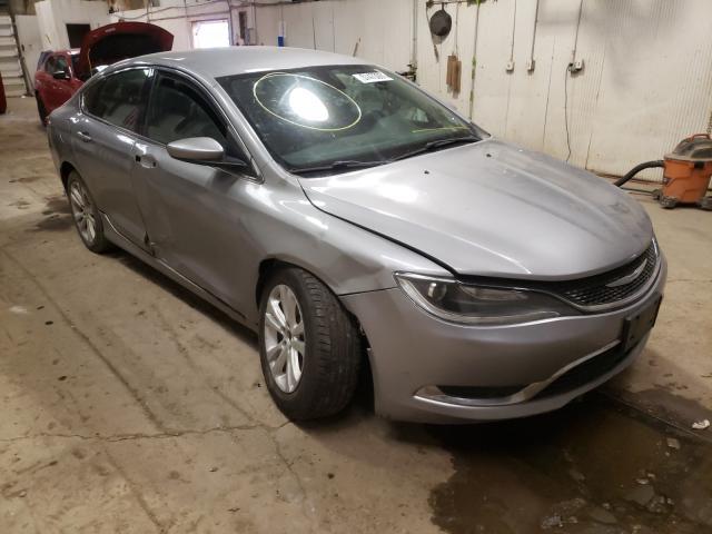 2016 Chrysler 200 Limited en venta en Casper, WY