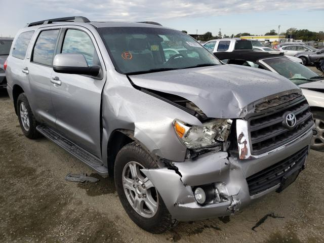 Salvage cars for sale from Copart Antelope, CA: 2010 Toyota Sequoia SR