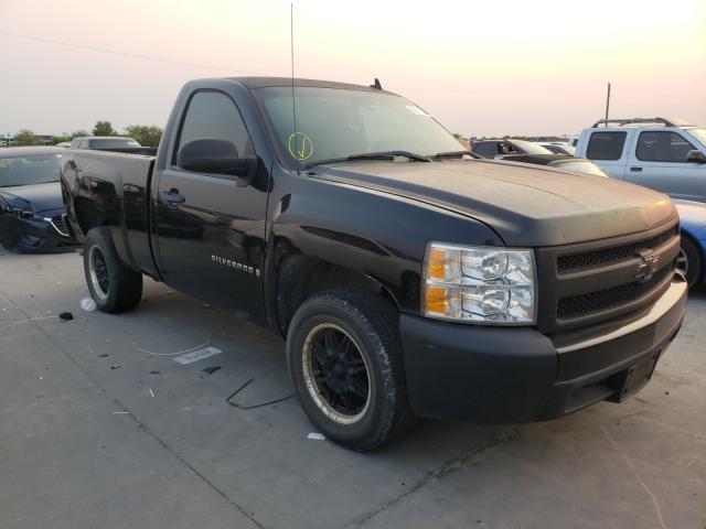 Vehiculos salvage en venta de Copart Grand Prairie, TX: 2008 Chevrolet Silverado
