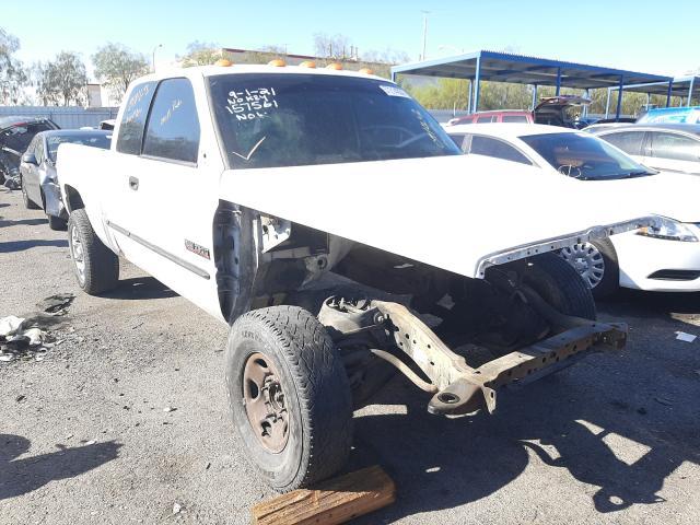 Vehiculos salvage en venta de Copart Las Vegas, NV: 2001 Dodge RAM 2500