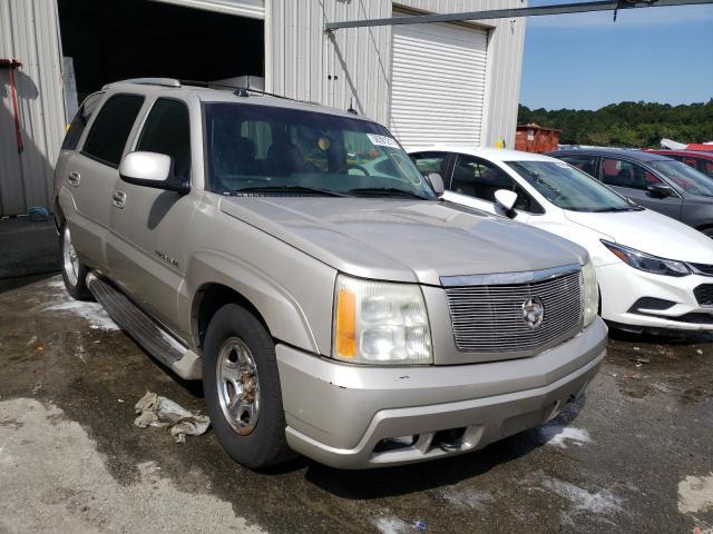 Cadillac Escalade salvage cars for sale: 2004 Cadillac Escalade