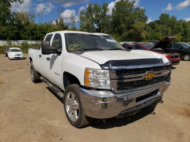 Salvage cars for sale from Copart Davison, MI: 2013 Chevrolet Silverado