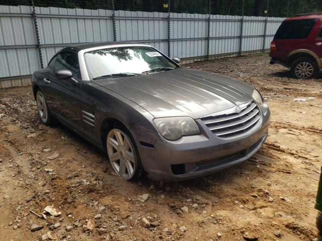 Salvage 2004 CHRYSLER CROSSFIRE - Small image. Lot 57558171