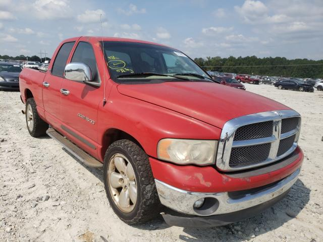 Vehiculos salvage en venta de Copart Loganville, GA: 2002 Dodge RAM 1500