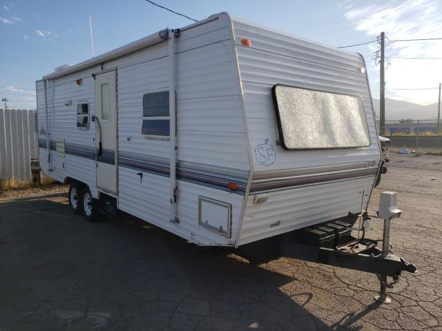 Fleetwood Trailer salvage cars for sale: 1999 Fleetwood Trailer
