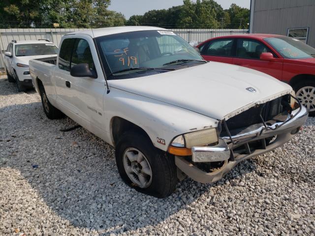 Dodge salvage cars for sale: 1999 Dodge Dakota