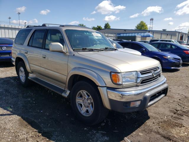 Vehiculos salvage en venta de Copart Finksburg, MD: 2002 Toyota 4runner SR