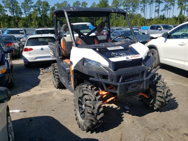 Salvage cars for sale from Copart Harleyville, SC: 2015 Polaris Ranger XP