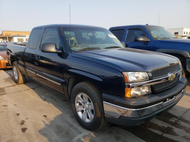 Vehiculos salvage en venta de Copart Grand Prairie, TX: 2005 Chevrolet Silverado