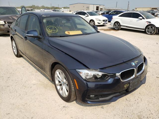 2016 BMW 320 I WBA8E1G55GNT37382