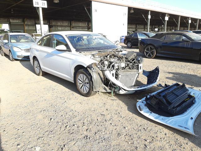 Salvage cars for sale at Phoenix, AZ auction: 2019 Volkswagen Jetta S