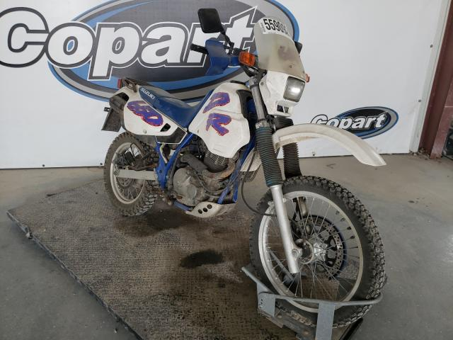 Salvage cars for sale from Copart Haslet, TX: 1993 Suzuki DR650