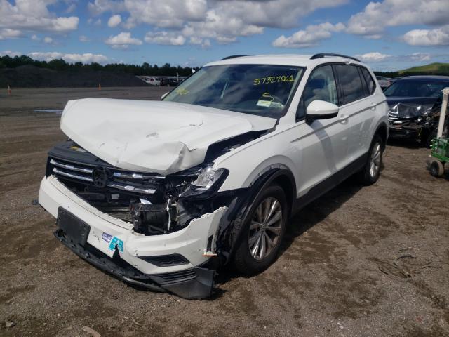 2018 VOLKSWAGEN TIGUAN S 3VV0B7AX4JM204427