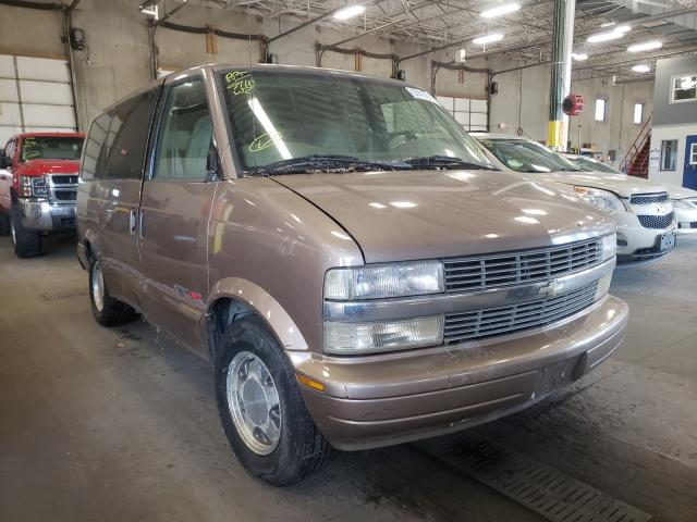 Salvage cars for sale from Copart Blaine, MN: 2000 Chevrolet Astro