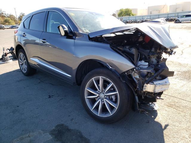 Vehiculos salvage en venta de Copart Martinez, CA: 2020 Acura RDX Techno