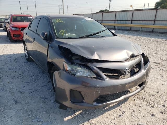Salvage cars for sale from Copart Haslet, TX: 2013 Toyota Corolla BA