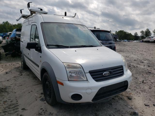 Salvage cars for sale from Copart Duryea, PA: 2013 Ford Transit CO