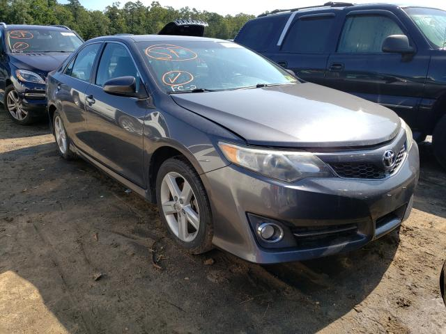 Salvage cars for sale from Copart Windsor, NJ: 2012 Toyota Camry Base