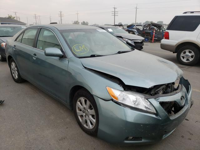 Salvage cars for sale at Nampa, ID auction: 2007 Toyota Camry CE