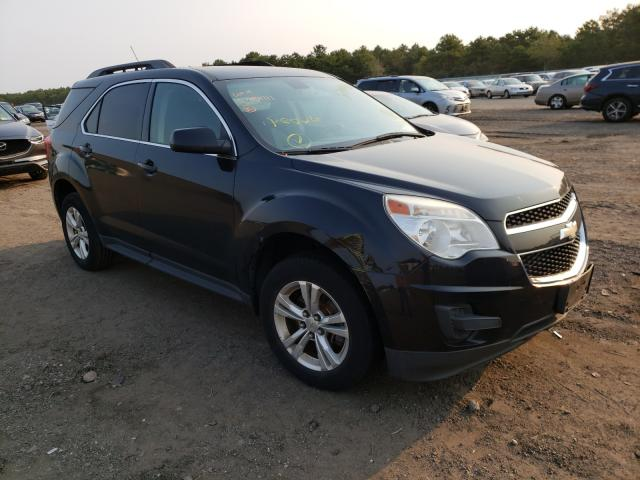 Salvage cars for sale from Copart Brookhaven, NY: 2011 Chevrolet Equinox LT