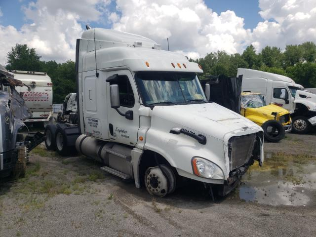 Salvage cars for sale from Copart Alorton, IL: 2012 Freightliner CASCADI125