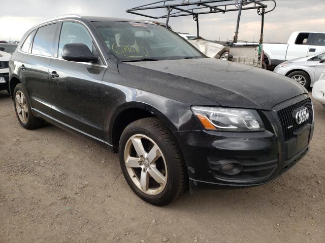 Audi salvage cars for sale: 2010 Audi Q5 Premium