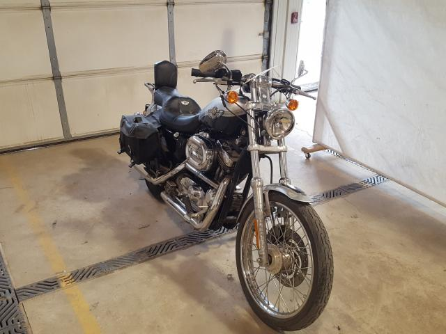 Harley-Davidson XL1200 C A salvage cars for sale: 2003 Harley-Davidson XL1200 C A
