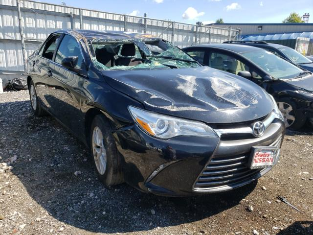 Salvage cars for sale at Finksburg, MD auction: 2016 Toyota Camry LE