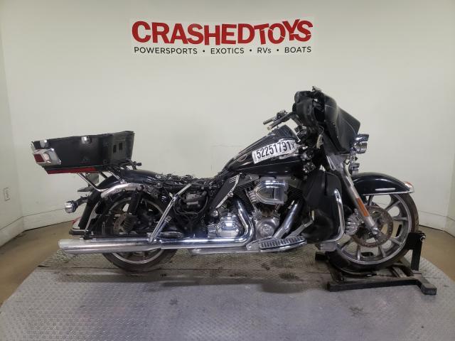 Vehiculos salvage en venta de Copart Dallas, TX: 2011 Harley-Davidson Flhtk