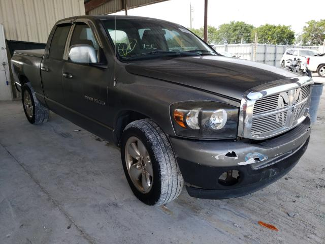 Salvage cars for sale from Copart Homestead, FL: 2006 Dodge RAM 1500 S