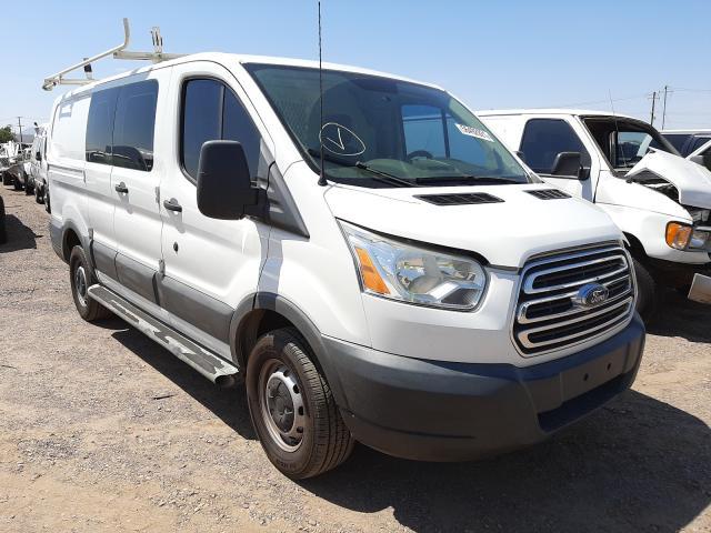 Vehiculos salvage en venta de Copart Phoenix, AZ: 2015 Ford Transit T