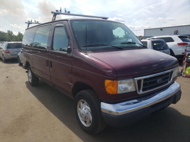 Vehiculos salvage en venta de Copart New Britain, CT: 2006 Ford Econoline